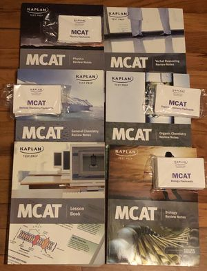 Kaplan Complete MCAT Review Set for Sale in Erie, PA