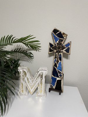 JARMZ Authentic Mosaic Cross // Like New! for Sale in Orange, CA