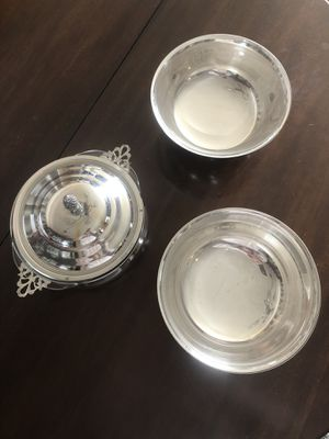 Silver Plate Serving Pieces for Sale in Gardena, CA