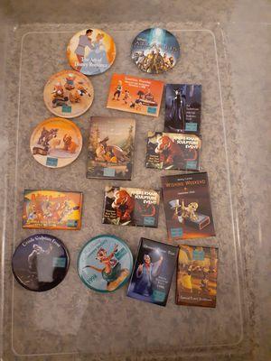 Rare unused Disney pins for Sale in Tacoma, WA