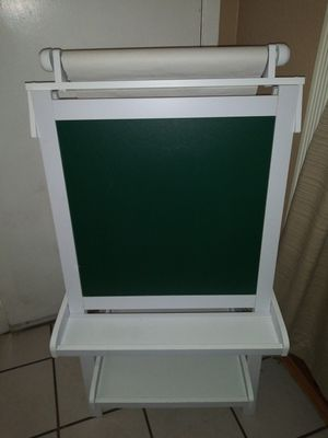 White chalkboard easel for Sale in Farmers Branch, TX