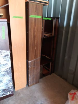 Commercial book cases real wood for Sale in Torrance, CA