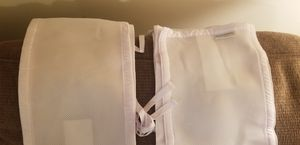 New mesh crib liner by Breatheable baby for Sale in Newport News, VA