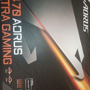 Gigabyte X470 Gaming Ultra ATX Motherboard AM4 for Sale in Folsom, CA