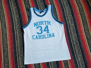 Vintage University of North Carolina Basketball Jersey Champion for Sale in Washington, DC