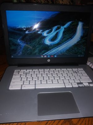 Hp chrome notebook for Sale in Glendale, AZ