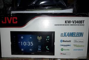 """Jvc 6.8"""" DVD GPS Virtual Control for Sale in Vernon, CA"""