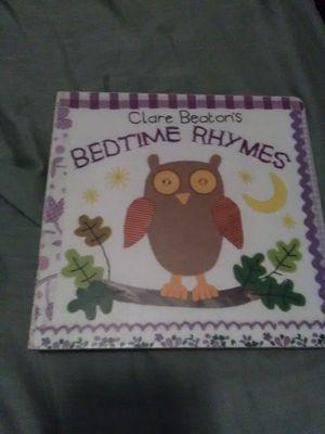 Nursery rhyme book for Sale in Norfolk, VA