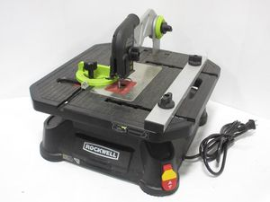 ROCKWELL BLADERUNNER TABLE SAW JIGSAW for Sale in Las Vegas, NV