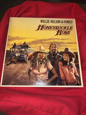 "Record: willie nelson & Family ""honeysuckle rose"" for Sale in Washington, DC"