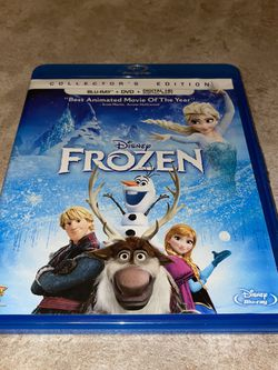 Frozen Blu Ray & DVD for Sale in Phoenix,  AZ