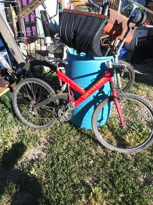 Cannondale mountain bike for Sale in Grand Junction, CO