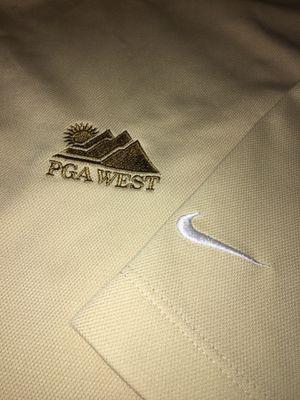Nike Golf Shirt, PGA West Golf Resort, La Quinta, CA, Extra Extra Large, $10 for Sale in Marietta, GA