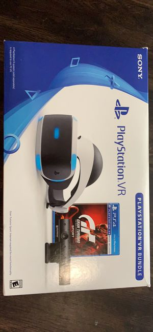 PlayStation VR for Sale in Austin, TX