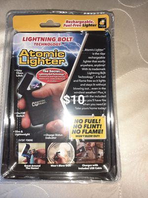 Atomic lighter for Sale in Hermon, ME