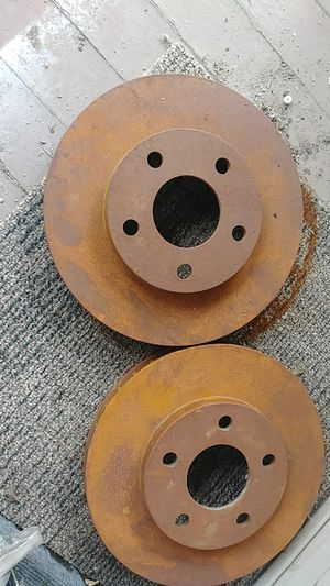 Free brand new brake rotors for buick for Sale in Cleveland, OH