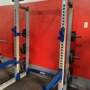 SALE Brand New Super Heavy Duty Olympic Rack And Adjustable Bench - Only Comes With Rack And Adjustable Bench for Sale in Yorba Linda, CA