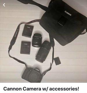 Cannon Camera for Sale in Milton, PA