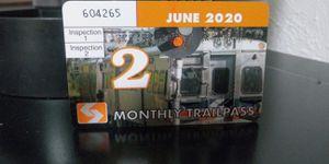 Septa Zone 2 monthly transpass for Sale in Philadelphia, PA