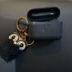 Airpod Pro Case With Owl Keychain for Sale in Lynwood, CA