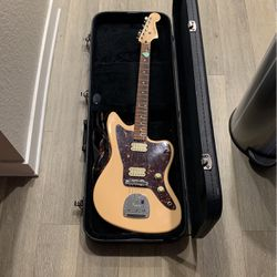 Mostly Fender Made Jazzmaster And Case for Sale in Laguna Niguel,  CA