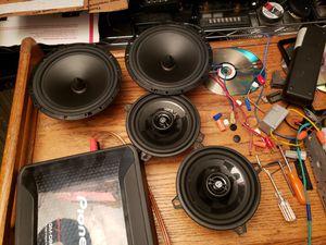 Polk Audio 5 1/4 door speakers. for Sale in Pleasant Hill, CA