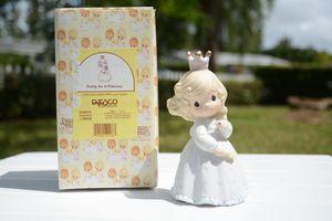 """Precious Moments """"Pretty As A Princess"""" Figurine for Sale in Miami, FL"""