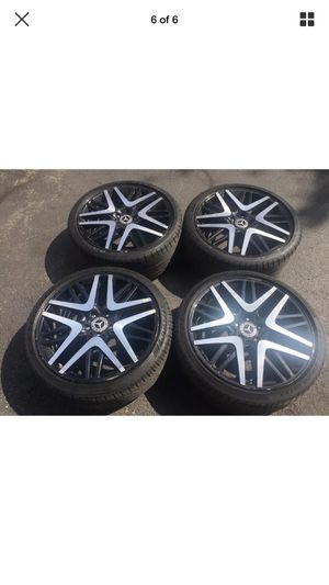 Mercedes benz s class s550 OEM rims for Sale in Philadelphia, PA