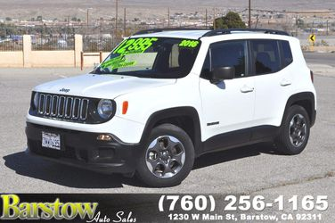2016 Jeep Renegade for Sale in Barstow,  CA