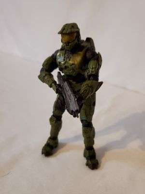 2008 Halo 3 Series 1 Spartan Master Chief Action Figure by McFarlane Toys for Sale in Gilbert, AZ