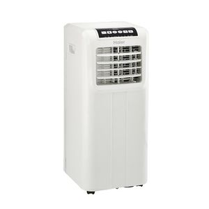 Factory Refurbished Haier, 8,000 BTU 115-volt Air Conditioner with Window Kit. Model- HPP08XCR for Sale in Waldo, WI