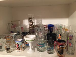 Shot Glasses from Around the World for Sale in Addison, TX