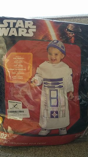 Star Wars R2D2 toddler costume for Sale for sale  Issaquah, WA