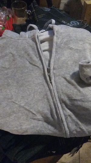Sweater with sweatpants set gray for Sale in Colton, CA