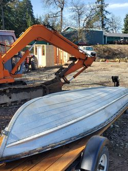 Aluminum Boat 12ft for Sale in Rochester,  WA