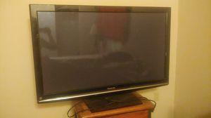 "Panasonic 55"" plasma tv for Sale in Wenatchee, WA"