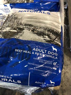 Diamond adult dog food for Sale in Norfolk, VA