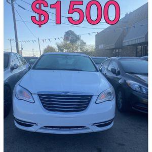 2013 Chrysler 200 for Sale in Dallas, TX