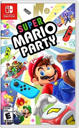 Super Mario party switch sealed for Sale in Fresno, CA