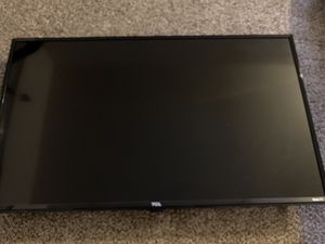 TCL 40FA3750 40 inch 1080p Roku smart tv for Sale in Seattle, WA