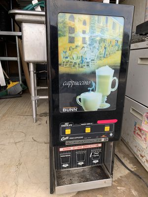 Curtis Cappuccino Machine for Sale in St. Charles, IL