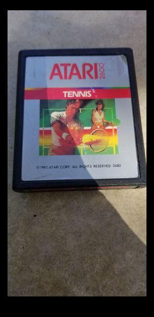 ATARI 2600 PILE POSITION RACING VIDEO GAME 1983 for Sale in Riverside, CA