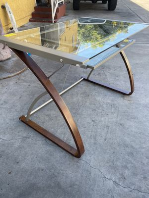 Glass Computer Desk for Sale in Lynwood, CA