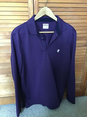 IZOD golf shirt sz M for Sale in Washington, DC