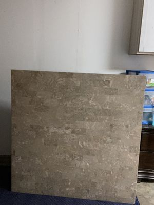 """Marble table 4'6"""" by 4'6"""" really nice for Sale in Tulare, CA"""