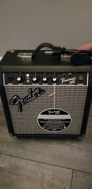 Fender Frontman 10G 10-Watt Guitar Amplifier for Sale in Washington, DC