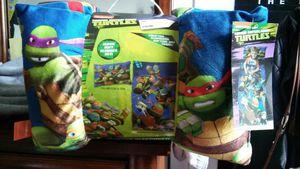 Cute ninja turtles 2pc sleepover slumber set for Sale in Bronx, NY