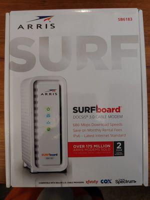 Arris SURFboard SB6183 Cable Modem for Sale in Kirkland, WA