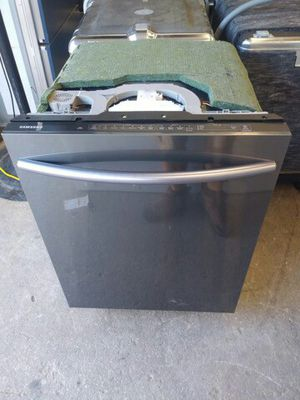 Stainless Steel Samsung Dishwasher for Sale in Saint Charles, MO