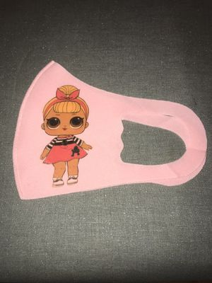 Brand new Lol surprise kid masks $7 each for Sale in Sacramento, CA